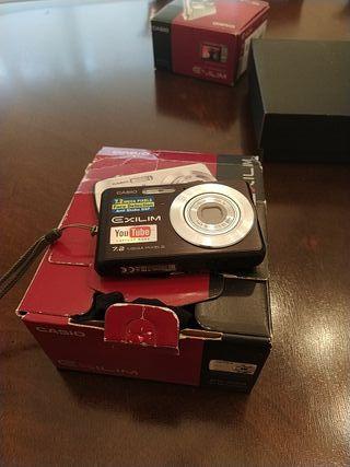 maquina de fotos casio