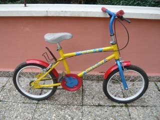 Bicicleta niño BH Scrambler
