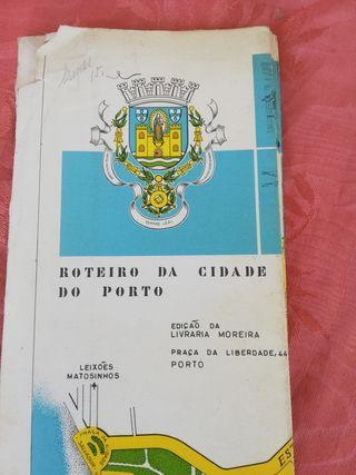 Mapa de Oporto