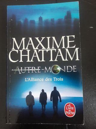 L' Alliance des Trois - Maxime Chattam