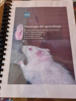 Libro UNED psicología del aprendizaje