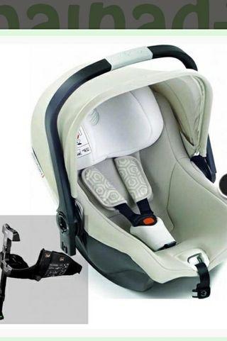 silla de coche Jane ( maxicosi + base Isofix)
