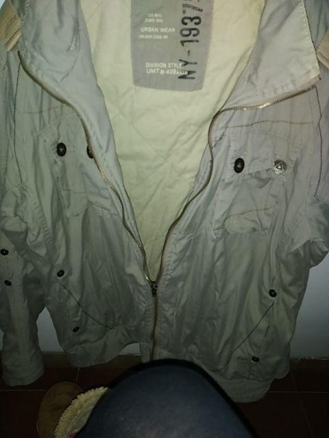 conjunto chaqueta +pantalon hombre XL.