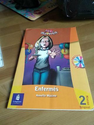 Libro en francés Enfermés