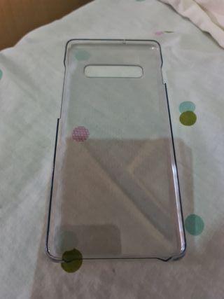 funda original Samsung para el S10 plus