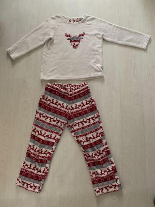 Pijama mujer polar M