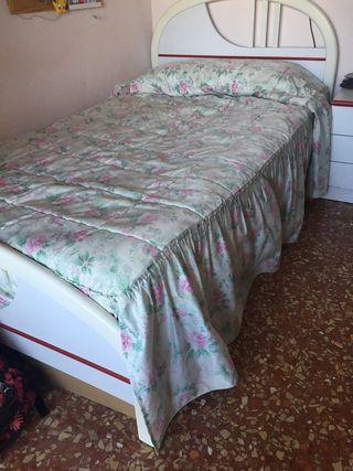 Cama de 105 cm