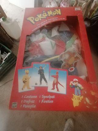 Pokémon disfraz