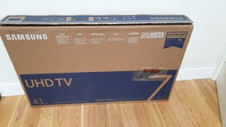 Samsung 43 pulgadas 4k Smart Tv