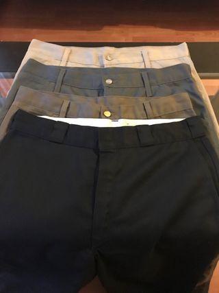 Pantalones Carhartt lote de 4