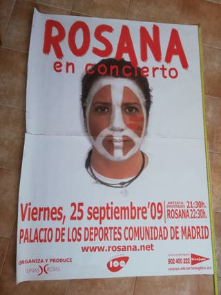 Poster Rosana