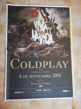 Poster Cold Play