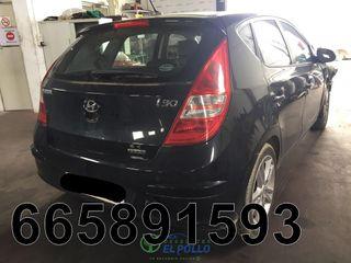 Despiece Hyundai I30 1600 CRDI D4FB