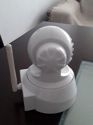cámara de seguridad wifi