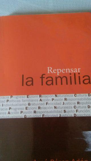 Repensar la familia, José Pérez Adán