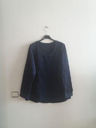 pijama azul mujer 38/M