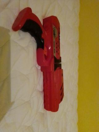 pistolas de bolas de gel