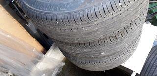 4 neumáticos nuevos llanta ford 195 60 15