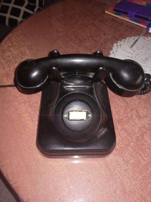 teléfono Baquelíta