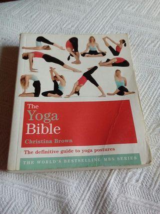 la biblia del yoga en ingles