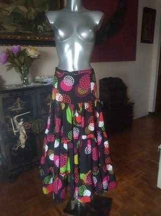 falda de flamenca o gitana