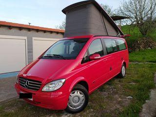Furgoneta camper Mercedes-Benz Viano Marco Polo
