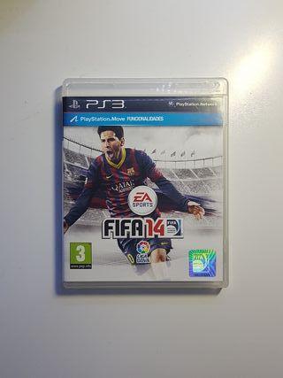 Fifa 14 ps3 play 3 PlayStation 3