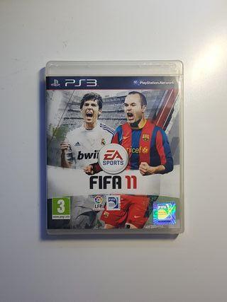 Fifa 11 ps3 play 3 PlayStation 3