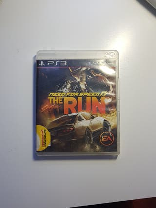 Need for Speed The Run ps3 play 3 PlayStation 3