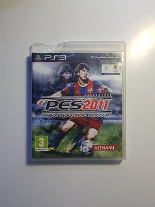 Pro Evolution Soccer PES 2011 ps3 play 3