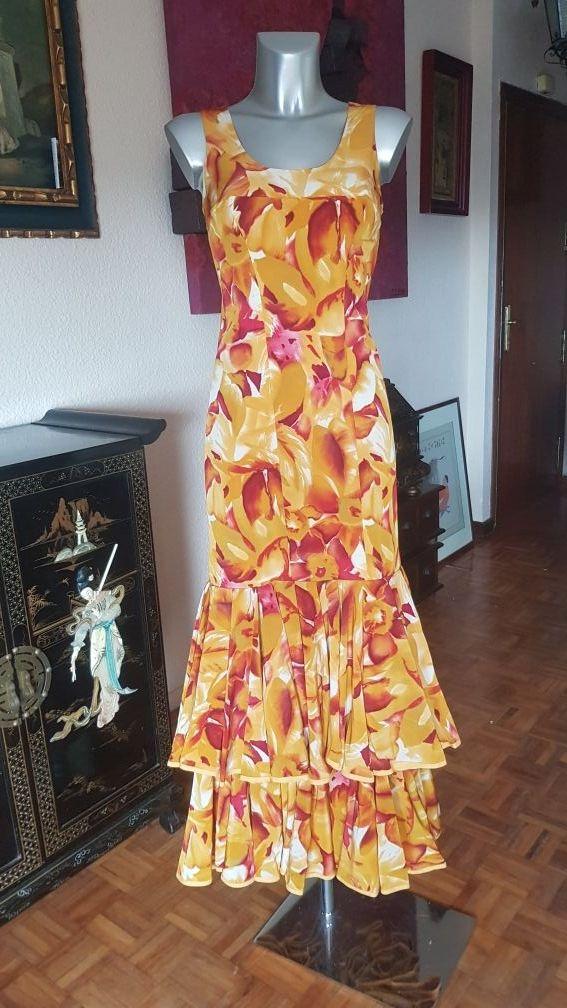 traje de flamenca ,gitana,bata rociera