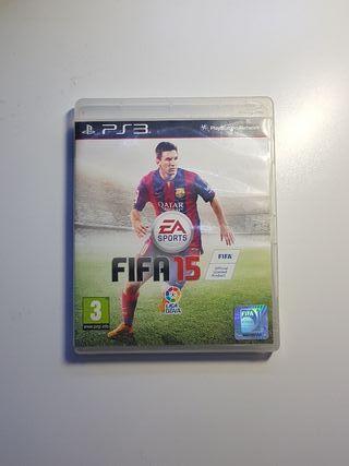 Fifa 15 ps3 play 3 PlayStation 3