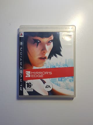 Mirror's Edge ps3 play 3 PlayStation 3