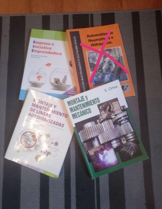 Libros Mantenimiento Electromecánico