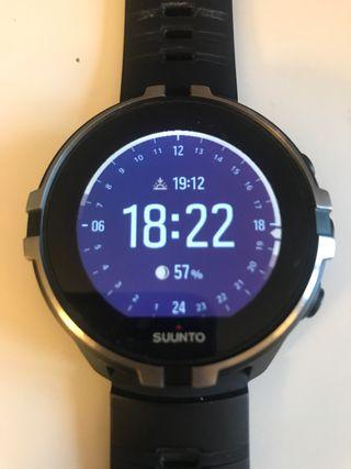 Suunto Spartan Sport Wrist HR Baro + Belt