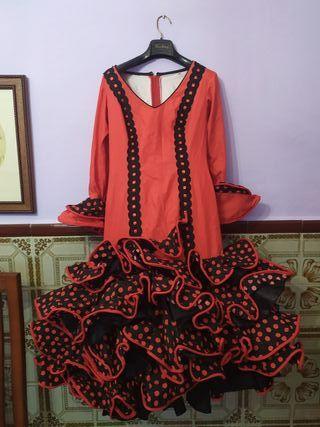 traje de gitana/flamenca