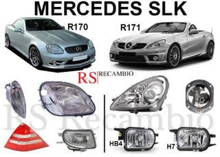 RECAMBIOS MERCEDES SLK R170 R171 --- -75%