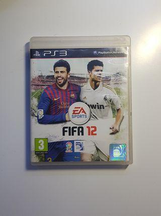 Fifa 12 ps3 play 3 PlayStation 3