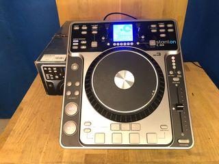 Stanton C.324 DJ CD MP3 Profesional