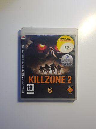 Killzone 2 ps3 play 3 PlayStation 3