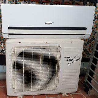 aire acondicionado whirpool