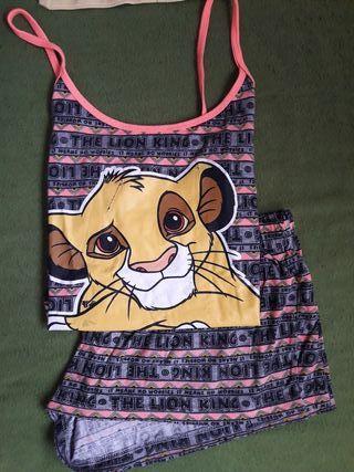 Pijama El rey león