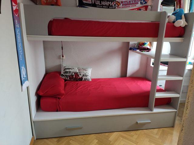 Literas, camas