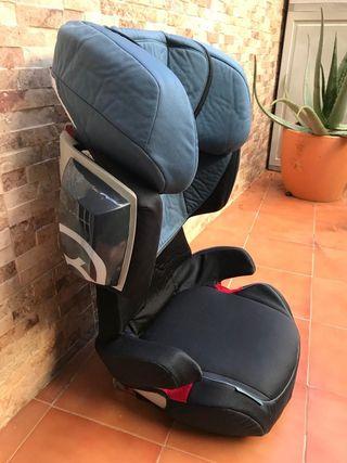 Silla coche bebé Cybex Solution