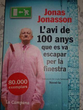 L'avi de 100 anys...