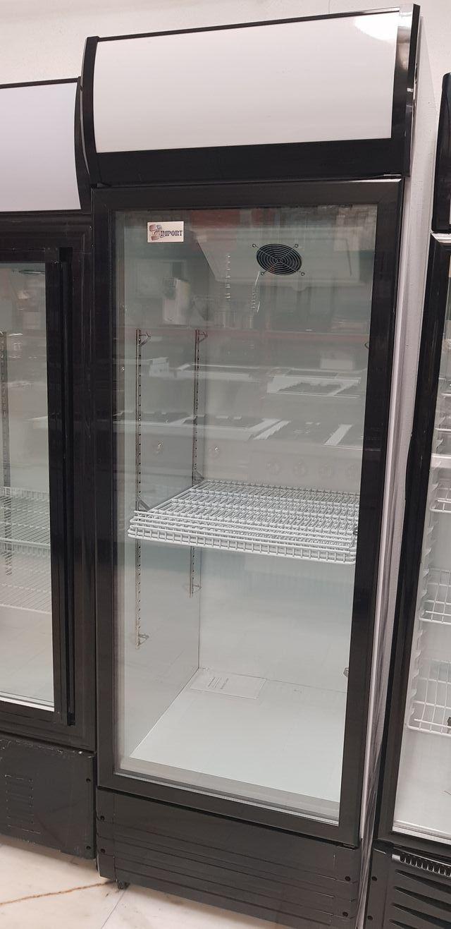 Armário expositor 1 puerta de cristal