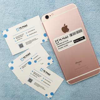 IPHONE 6S PLUS 32GB ROSA - USADO IMPECABLE