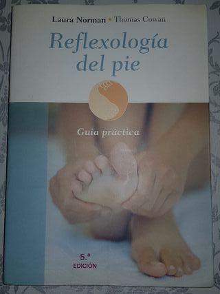 Reflexología del pie