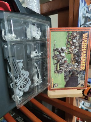 Warhammer carro caos