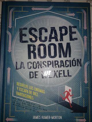Escape Room - libro